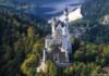Castelul Neuschwanstein din Germania, sursă de inspirație pentru Disneyland